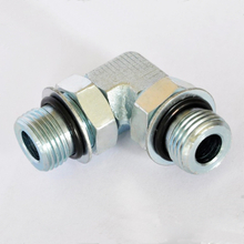 6807 o-ring male elbow industrial hoses and couplings hydraulic fitting