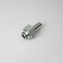 20511 ISO 12151-2/DIN 3865 Metric Female 24° Cone O-Ring heavy type straight hose fittings