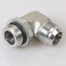 1QO9-OG 90°METRIC MALE74°CONE/ SAE MALE O-RING ADJUSTABLE STUD hydraulic system