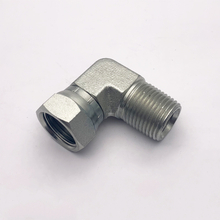 1501 NPSM swivel / male pipe thread SAE 140230 swivel elbow fitting