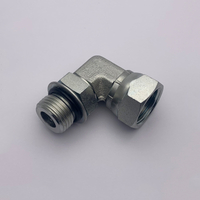 6901 NPSM swivel / SAE O-ring boss SAE 140257 male threaded connector