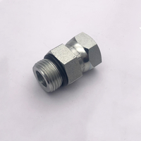 2OU NPSM swivel / SAE O-ring boss Straight Thread HYDRAULIC Adapter male straight coupling