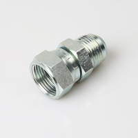 2J STRAIGHT JIC MALE 74°CONE/ JIC FEMALE 74°SEAT HYDRAULIC JIC fittings