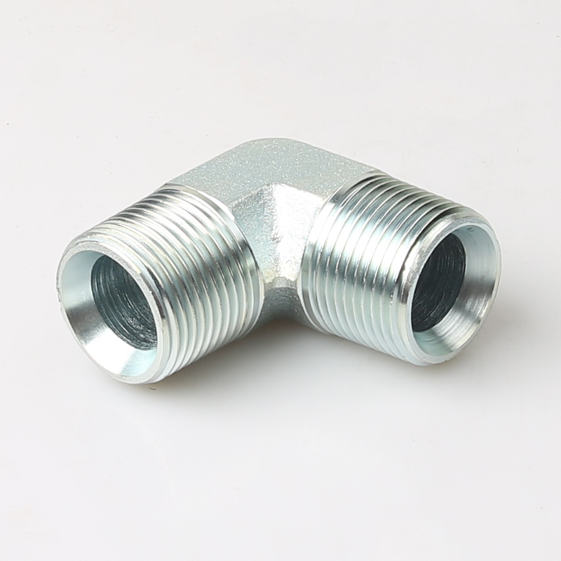 1T9 BSPT MALE ELBOW hydraulic fittings guide
